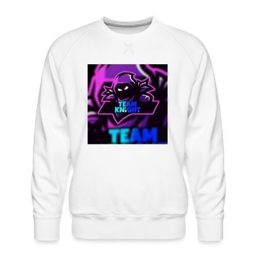 TEAM knight - Mannen premium sweater
