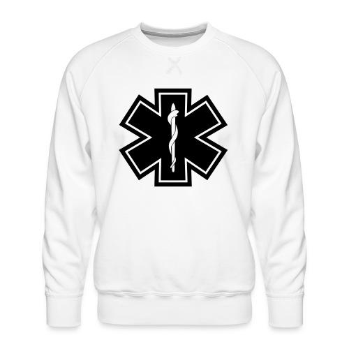 paramedic2 eps - Männer Premium Pullover