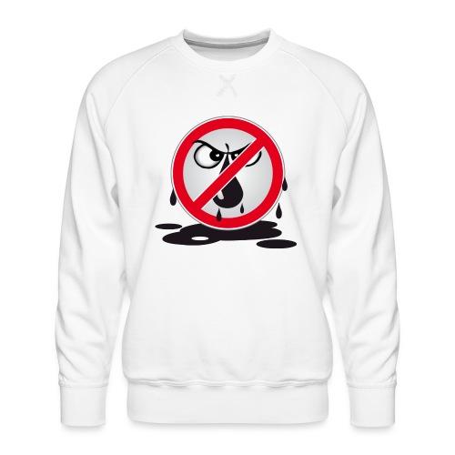 Erdöl - Nein danke! - Männer Premium Pullover