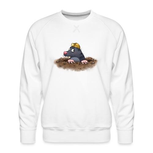 Maulwurf - Männer Premium Pullover