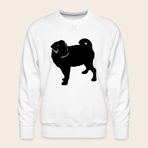 mops - Männer Premium Pullover