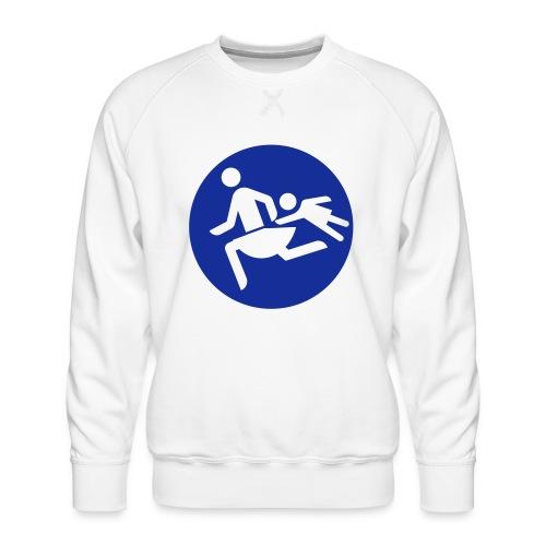 Running Mamas - Männer Premium Pullover