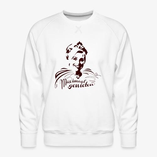 Koninging Maxima - Mannen premium sweater