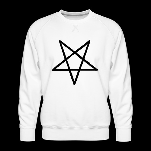 Pentagram2 png - Männer Premium Pullover