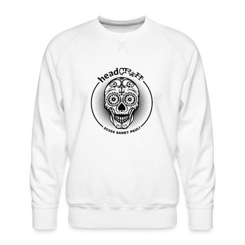 hC logoII star - Männer Premium Pullover