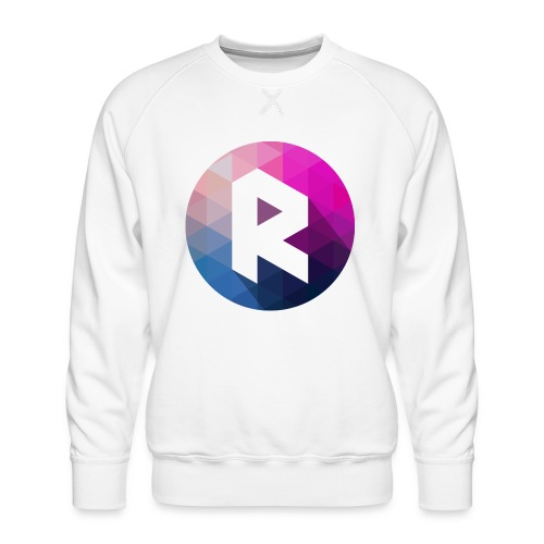 radiant logo - Men's Premium Sweatshirt