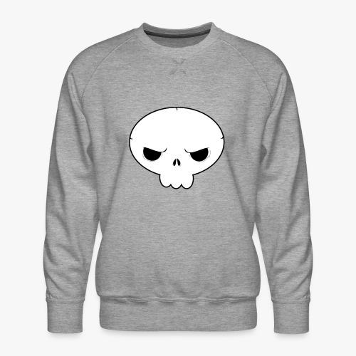 Skullie - Herre premium sweatshirt