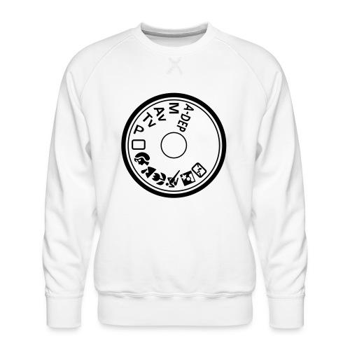 Programmwahlrad - Männer Premium Pullover