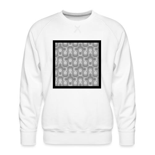 70th telly T-shirt V-Ausschnitt - Männer Premium Pullover