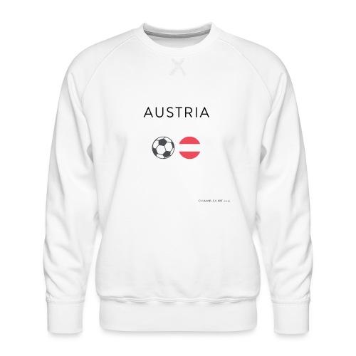 Austria Fußball - Männer Premium Pullover