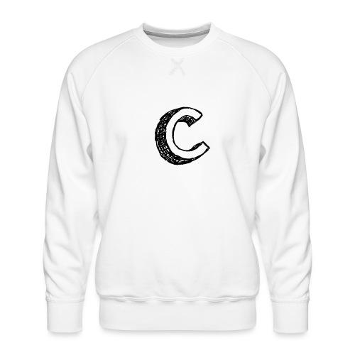 Cray MausPad - Männer Premium Pullover