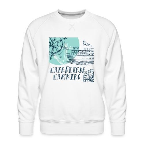 Hafenliebe - Männer Premium Pullover