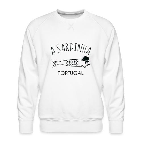 A Sardinha - Portugal - Sweat ras-du-cou Premium Homme