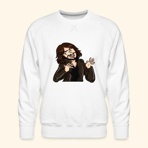 LEATHERJACKETGUY - Men's Premium Sweatshirt