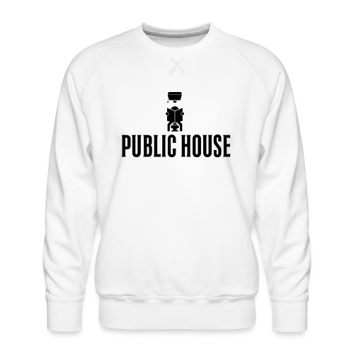 Official Women Shit by Public House - Men's Premium Sweatshirt