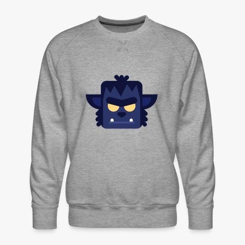 Mini Monsters - Lycan - Herre premium sweatshirt