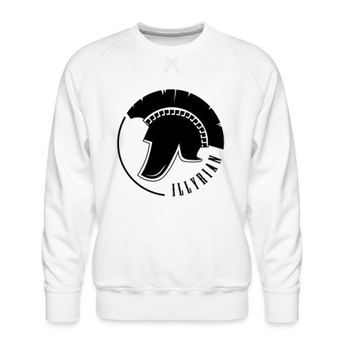 Illyrian Helmet Patrioti - Männer Premium Pullover