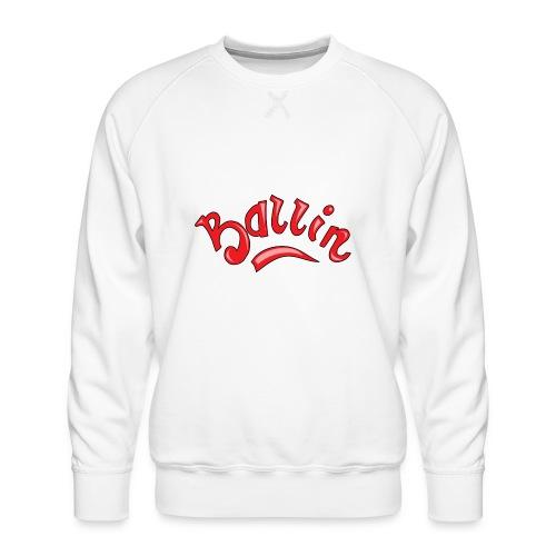 Ballin - Mannen premium sweater