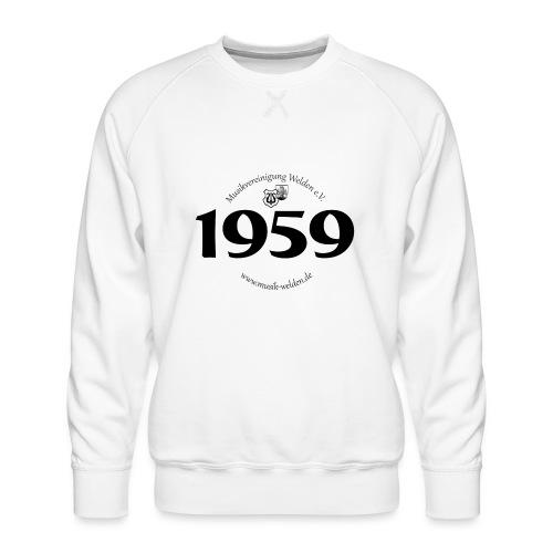 MVW 1959 sw - Männer Premium Pullover