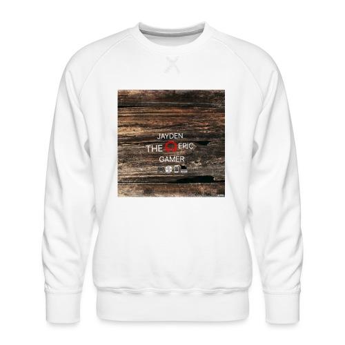 Jays cap - Men's Premium Sweatshirt