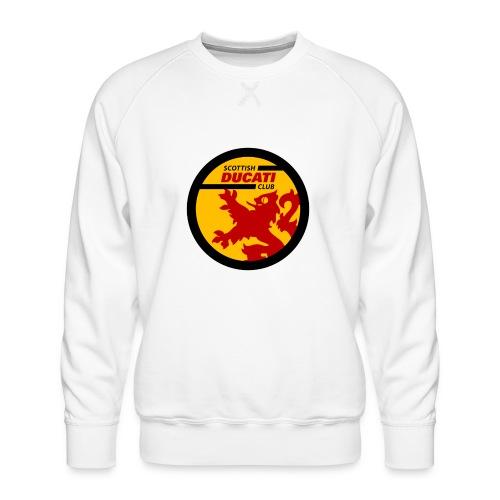 GIF logo - Men's Premium Sweatshirt