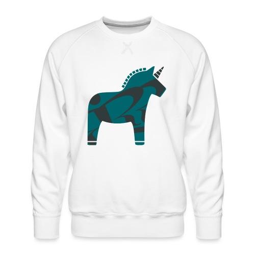 Swedish Unicorn - Männer Premium Pullover