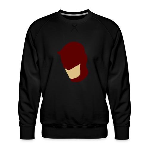 Daredevil Simplistic - Men's Premium Sweatshirt