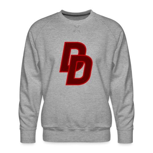 Daredevil Logo - Men's Premium Sweatshirt