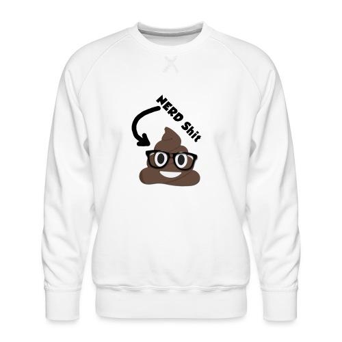 NERD Shit - Männer Premium Pullover