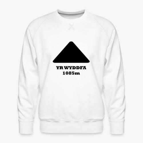 Snowdon - Men's Premium Sweatshirt