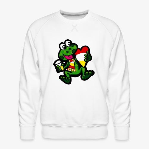 Oeteldonk Kikker - Mannen premium sweater