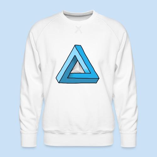 Triangular - Männer Premium Pullover