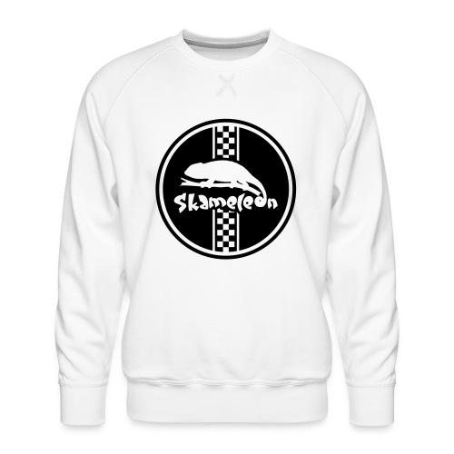 skameleon Logo - Männer Premium Pullover