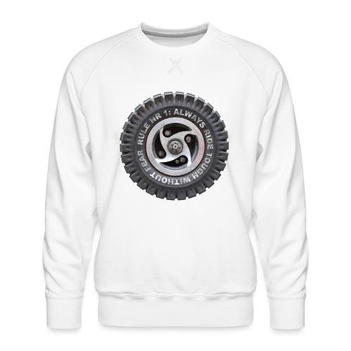 toughwheels - Mannen premium sweater