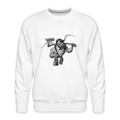 Bull Lumberjack - Männer Premium Pullover