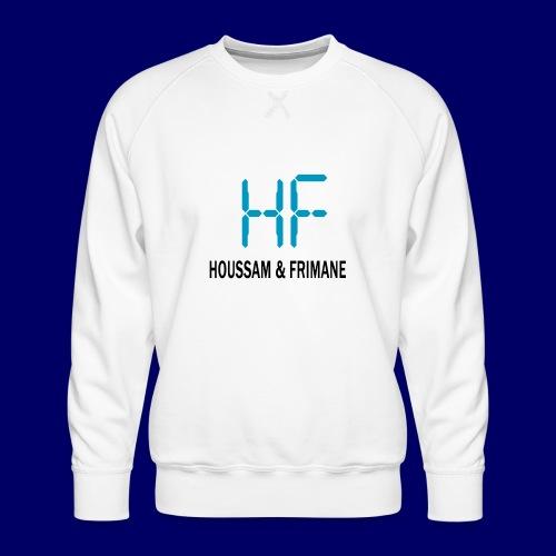 h&f - Felpa premium da uomo