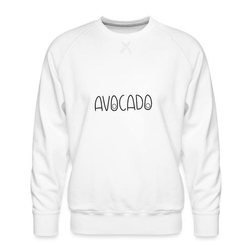 Avocado - Männer Premium Pullover