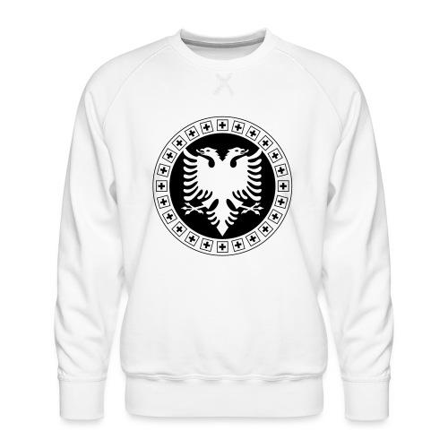 Albanien Schweiz Shirt - Männer Premium Pullover