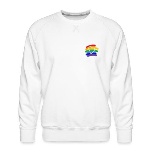 Love color - Sudadera premium para hombre