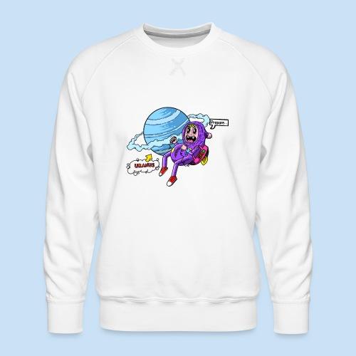 Prepare Uranus - Männer Premium Pullover
