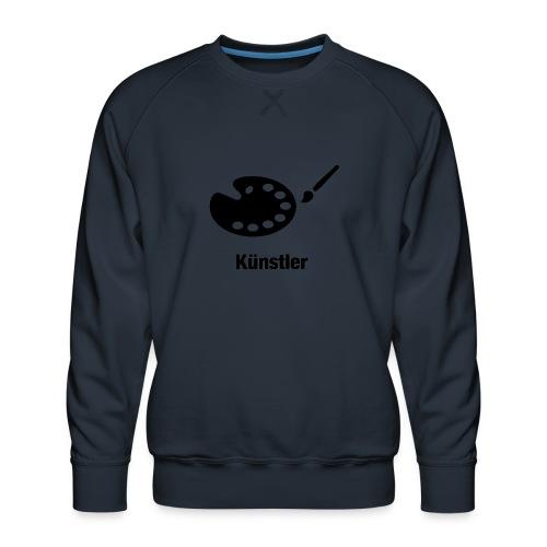 Künstler - Männer Premium Pullover