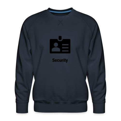 Security - Männer Premium Pullover