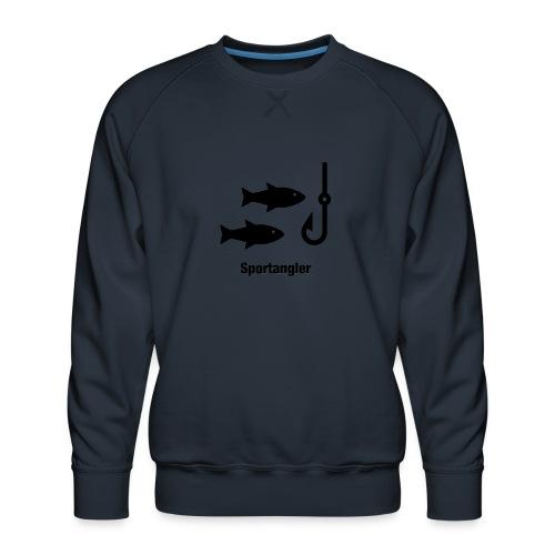 Sportangler - Männer Premium Pullover