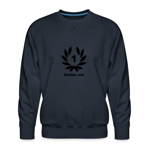 Sieger - Männer Premium Pullover