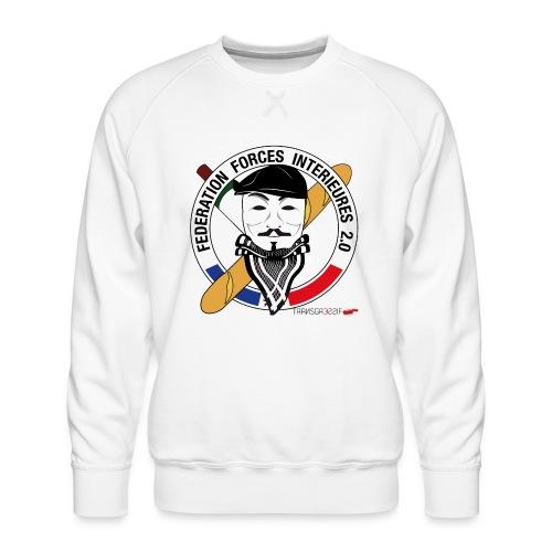 FFi Anonymous - Sweat ras-du-cou Premium Homme