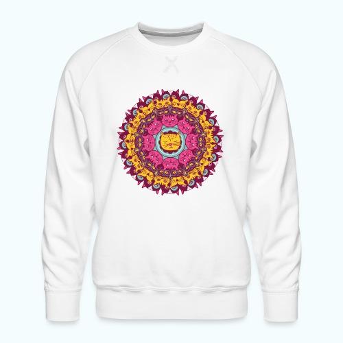 Cool cats - Men's Premium Sweatshirt