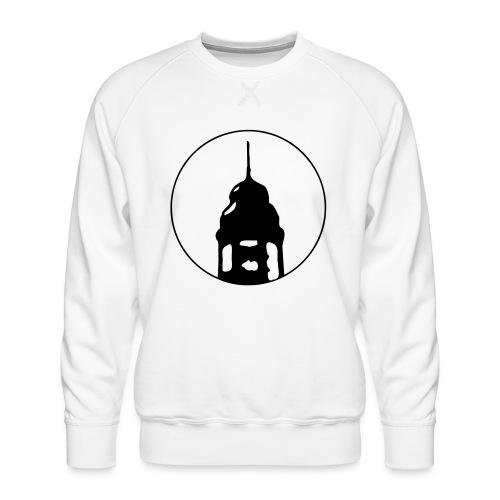 Neckarstadtblog Logo - Männer Premium Pullover