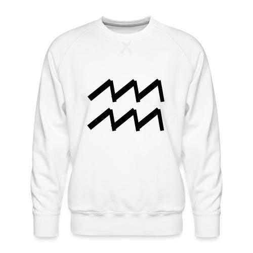 Wassermann - Männer Premium Pullover