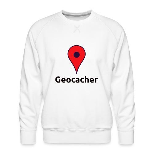 Geocacher - Männer Premium Pullover