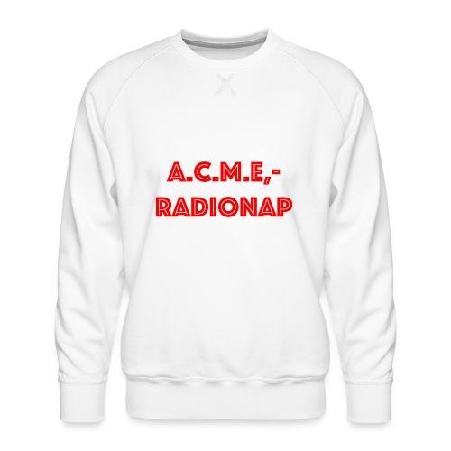 acmeradionaprot - Männer Premium Pullover